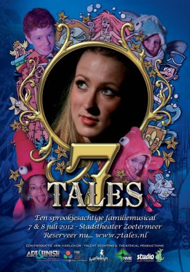 7 Tales the musical